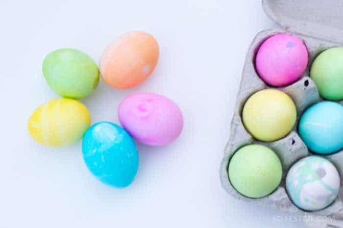 Easter Egg Decorating- Homemade Easter Egg Dye Recipe_