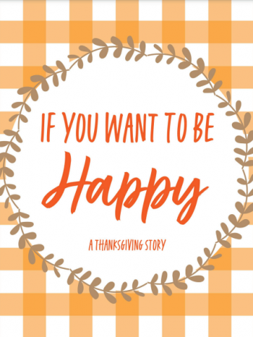 Thanksgiving Story- A Good Thanksgiving