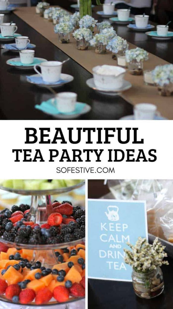 beautiful-tea-party-ideas--tea-party-food--baby-shower-ideas
