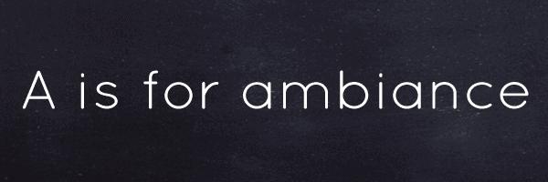 ambiance header