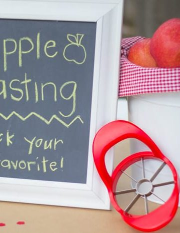 APPLE-THEMED-PARTY