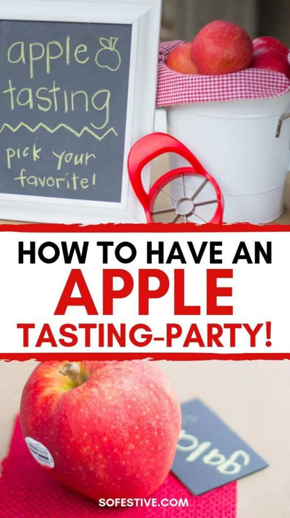 Apple-Party-Taste-Test