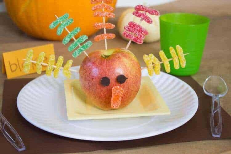 Turkey Food Crafts for Kids_-2