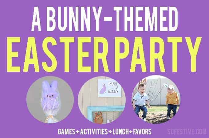 Easter-Party-Bunny-Themed