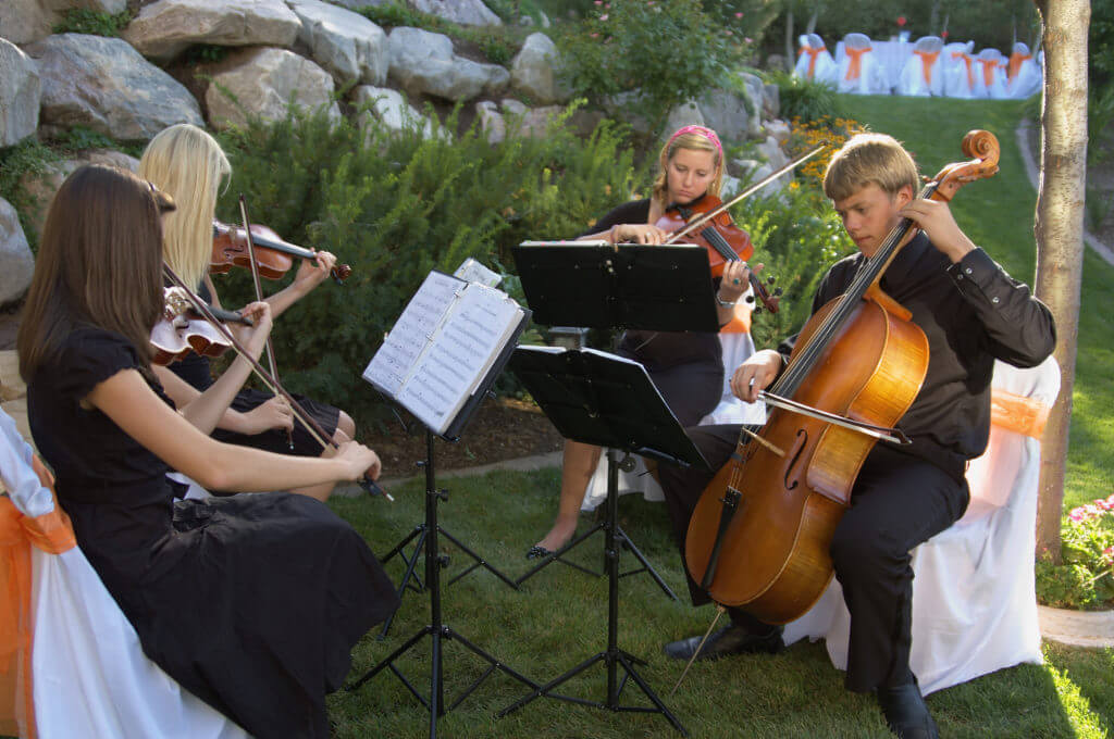 wedding-reception-string-quartet