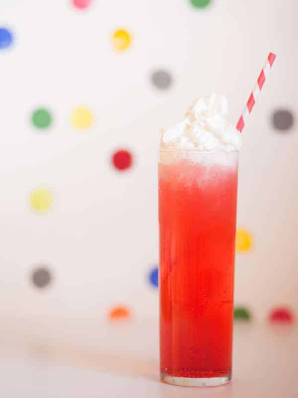 homemade italian soda