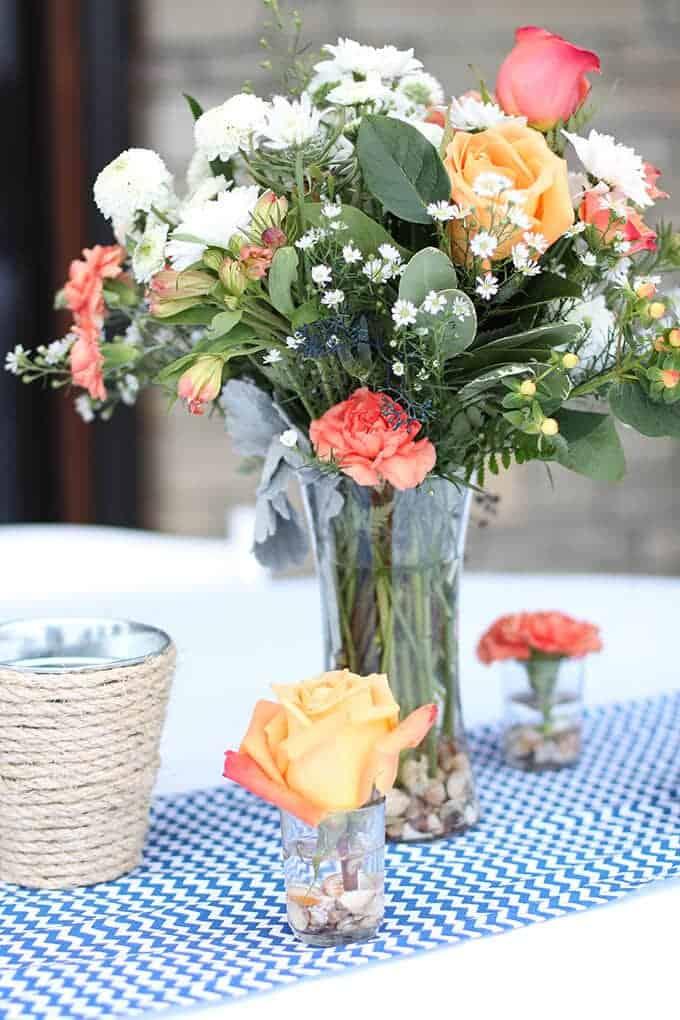 navy-coral-wedding-flower-bouquet