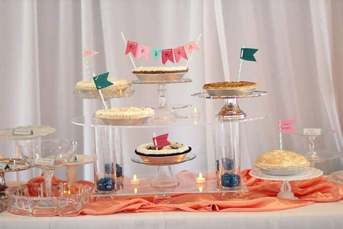 pie-buffet-wedding