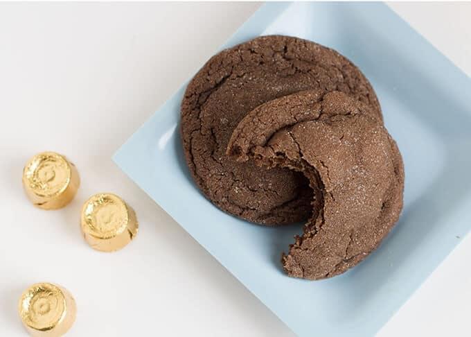 rolo-cookies