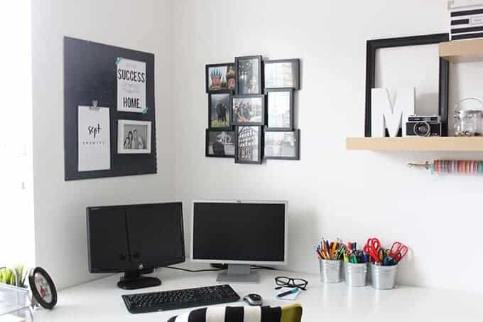 white-office-desk-craft-room