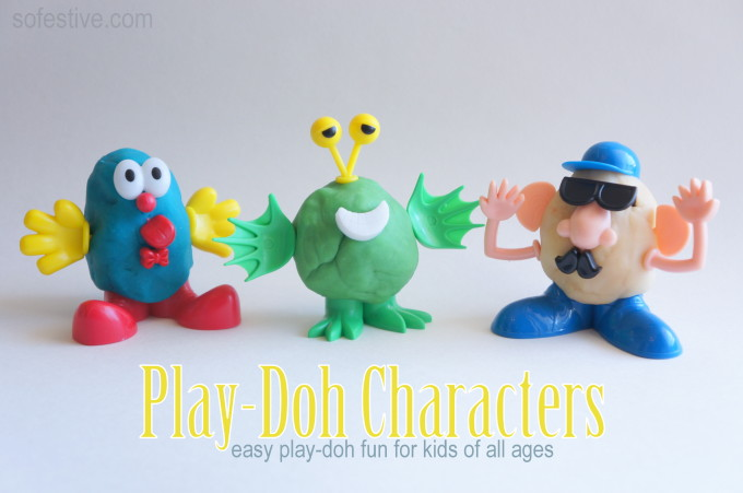 play-doh-characters