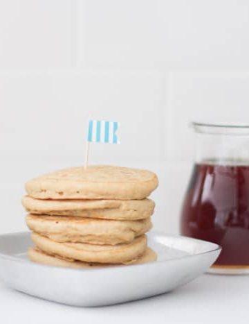 National Pancake Day- Wheat-Pancake-Recipe