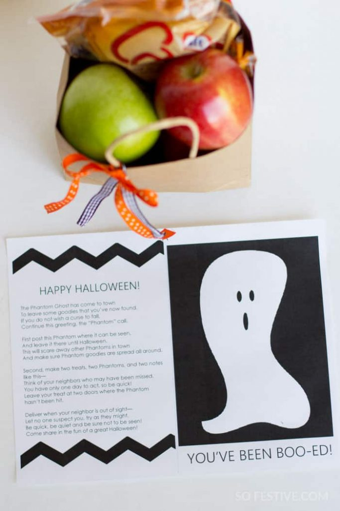 image about Booed Signs Printable named Youve Been Booed Printable Signs or symptoms- Halloween Designs Galore