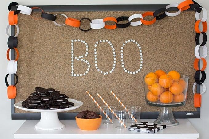 halloween-party-tablescape-decoration ideas
