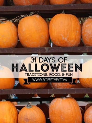31 Days of Hallowee