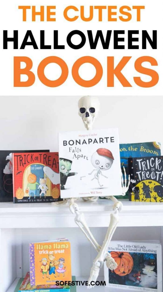 Cutest Halloween Books for Kids