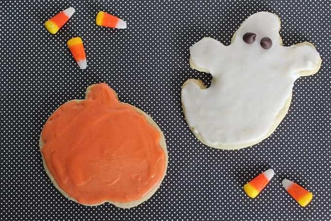 Decorate Halloween Sugar Cookies | Tradition - So Festive!