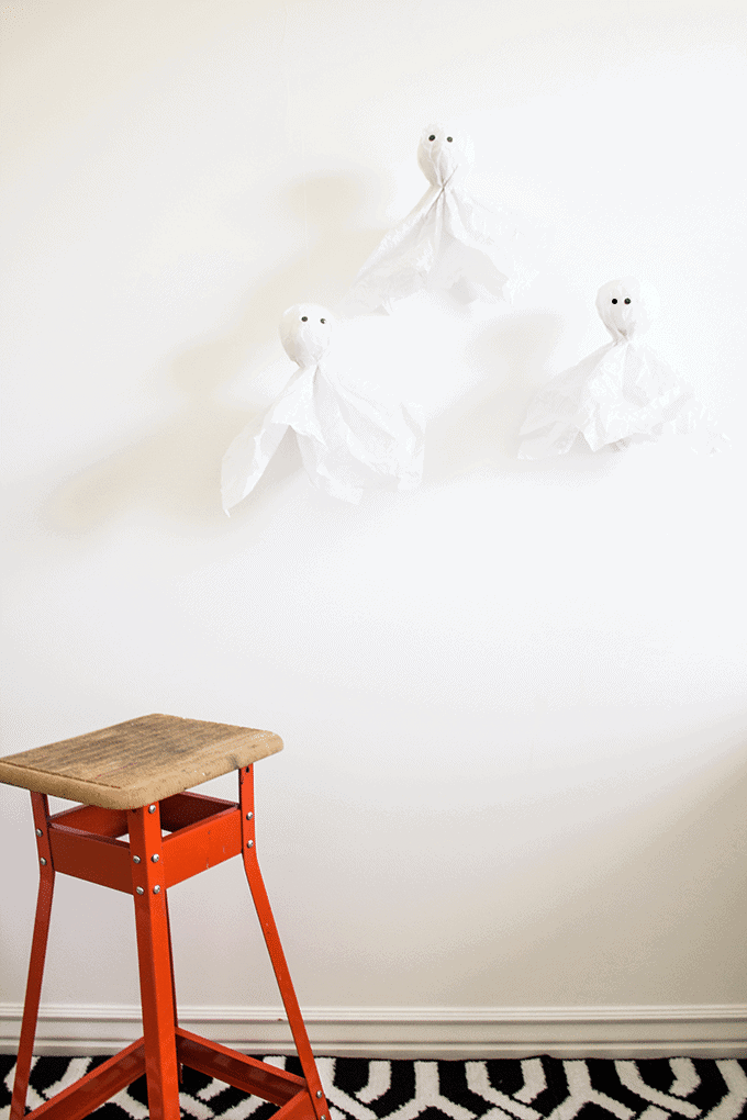 halloween- ghost- craft