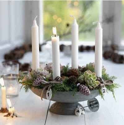 German-Advent-wreath