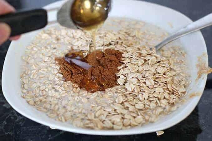banana-peanut-butter-oatmeal