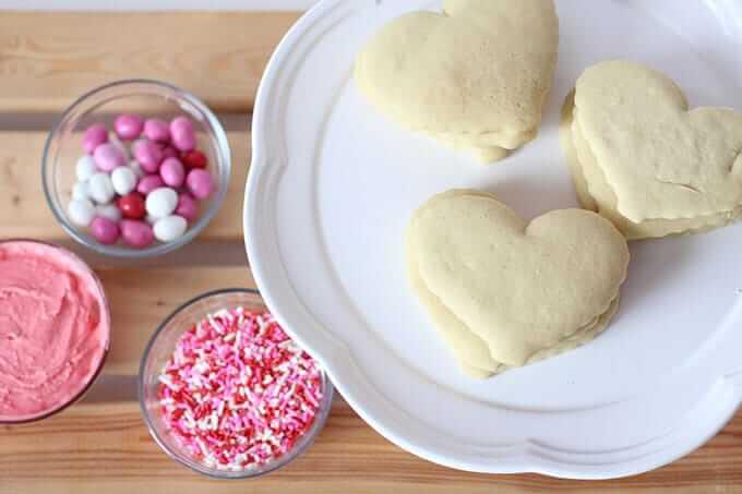 The Best Soft Sugar Cookie Recipe So Festive