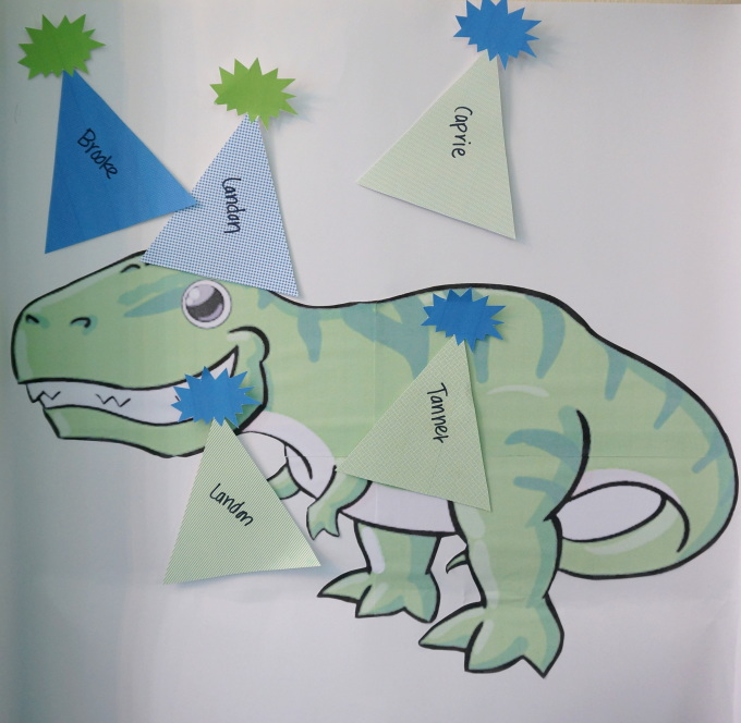 Dino Mite Dinosaur Birthday Party Ideas