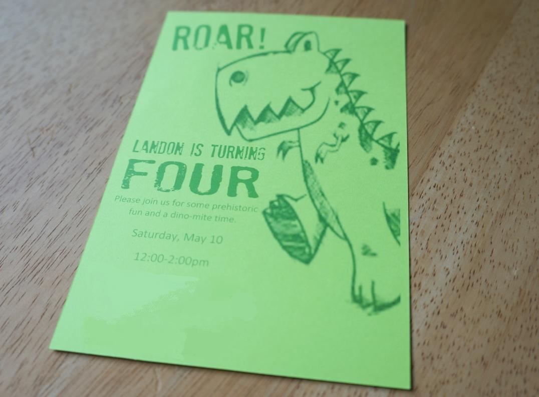 How to throw a dinosaur birthday party for kids so festive solutioingenieria Gallery