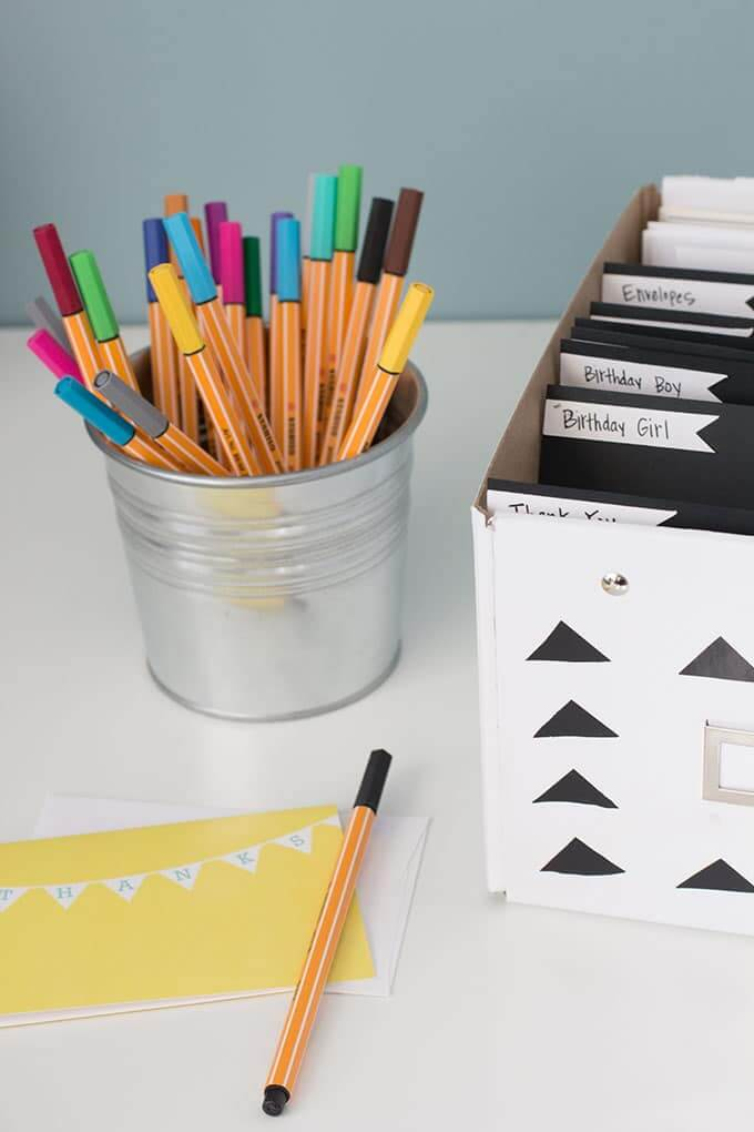 how-to-organize-cards