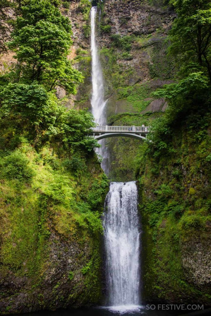multnomah-falls-oregon-coast-with-kids