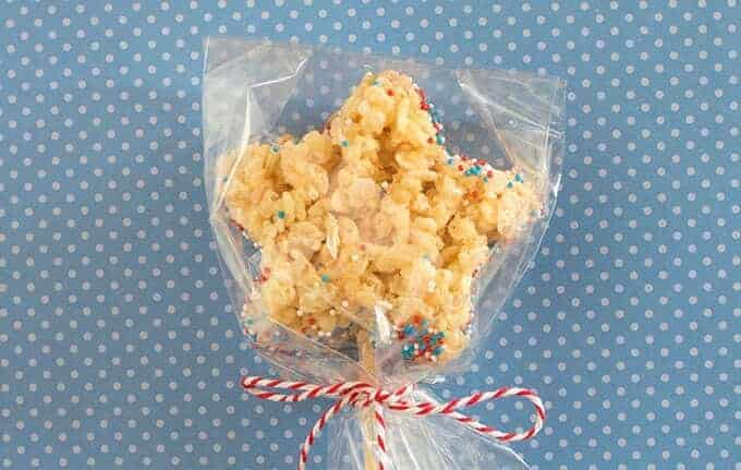 gourmet-rice-krispy-treat-recipe-fourth-of-july-dessert
