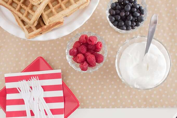 waffle-recipe-toppings