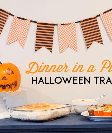 Cook Dinner in a Pumpkin: A Halloween Tradition!
