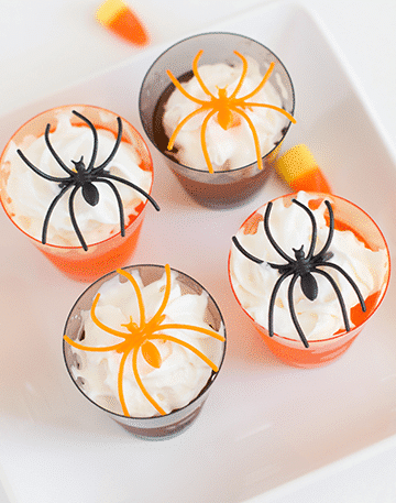 Halloween Jello Party Food