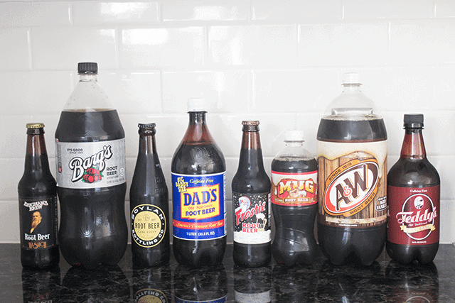 A Root Beer Taste Test + printables