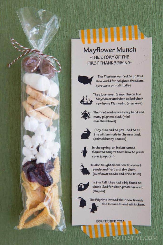 First-Thanksgiving-Snacks-Mayflower-Trail-Mix