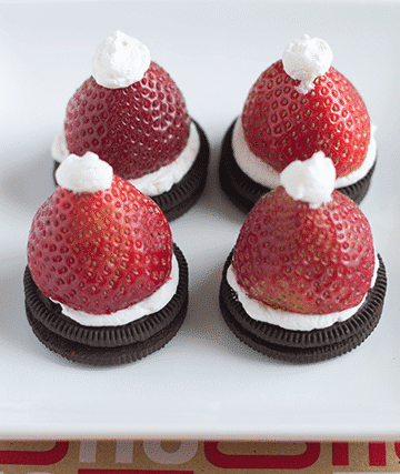 oreo-santa-hat-cookies