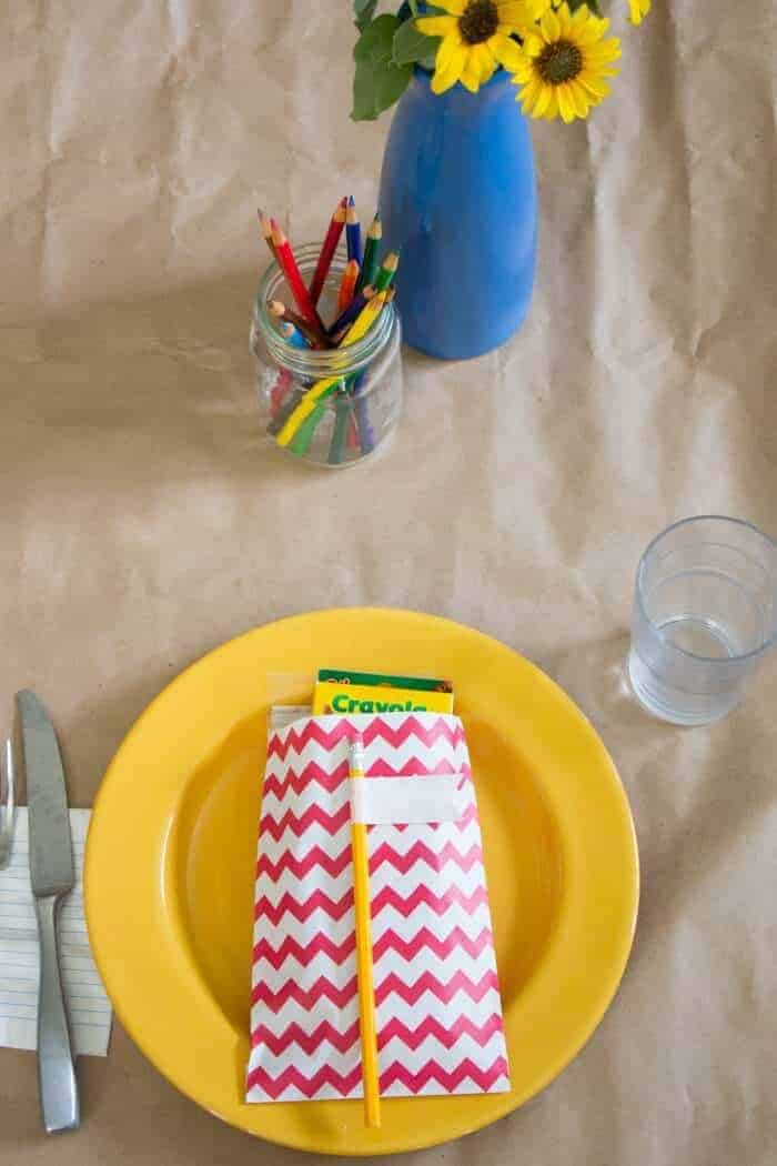 Back to School Feast