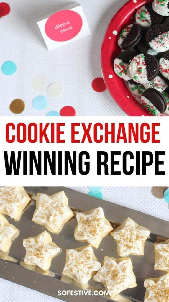 Cookie Exchange Winning Sugar Cookie Recipe