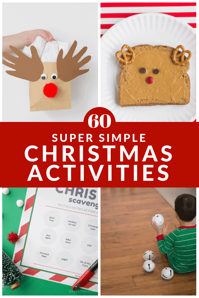 60 Fun Christmas Activities That Will Bring Joy Sofestive Com