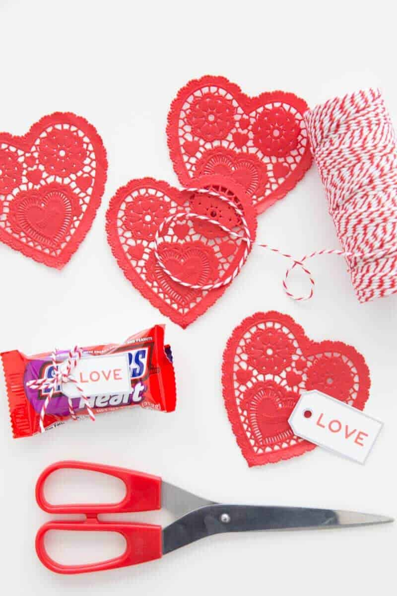 Valentine's Day Gifts- Love Gift Printables
