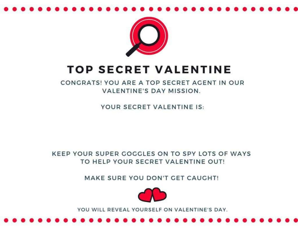 SECRET-VALENTINES