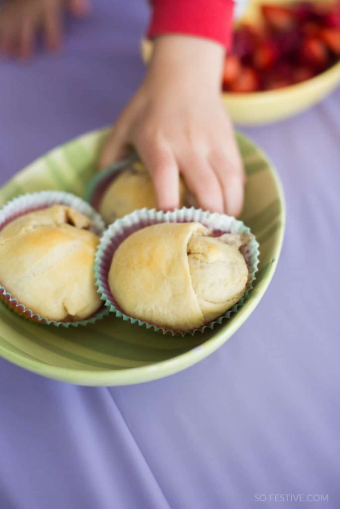 Resurrection -Roll -Recipe-Easter-Object-Lesson