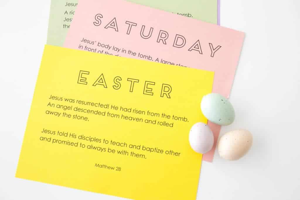 Easter Week- Holy Week Printables-2