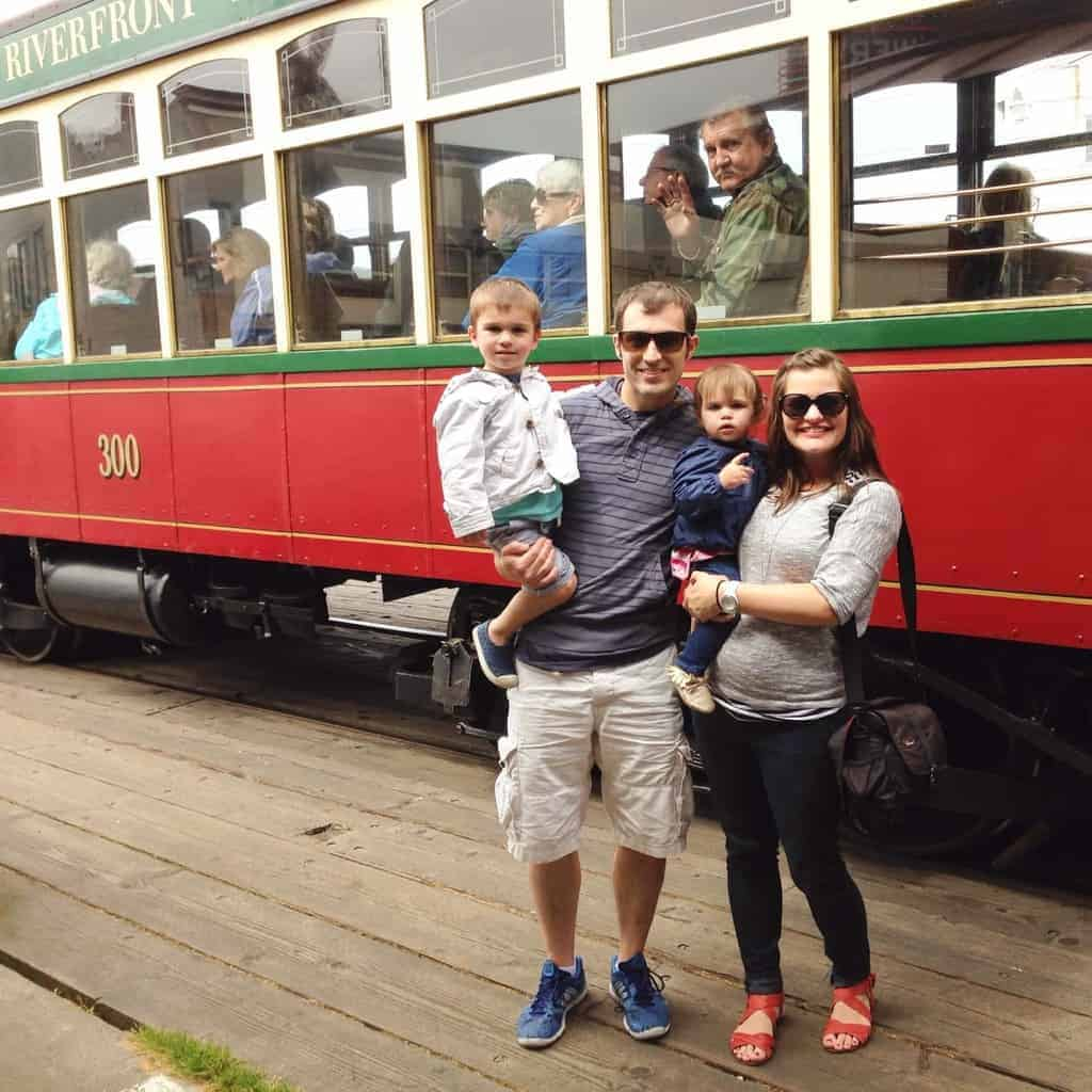 Astoria-Trolley-Oregon