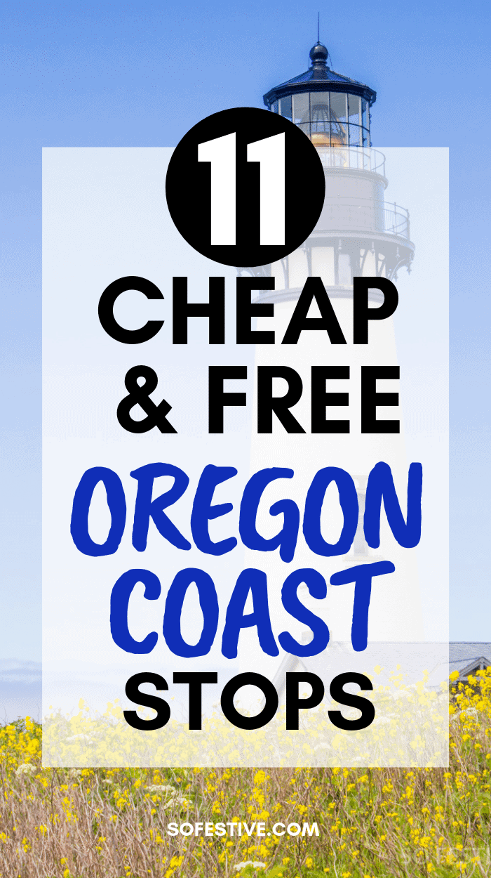 Cheap & Free Stops on the Oregon Coast