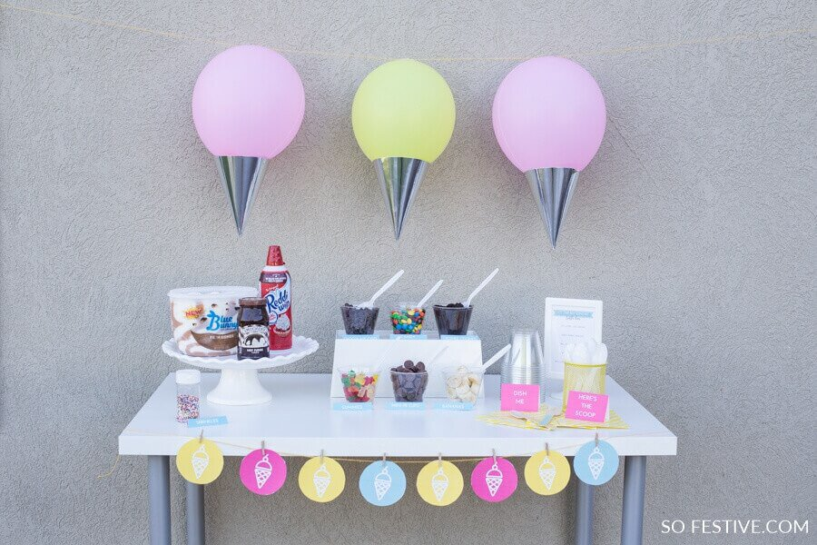 Ice Cream Sundae Party Ideas-19