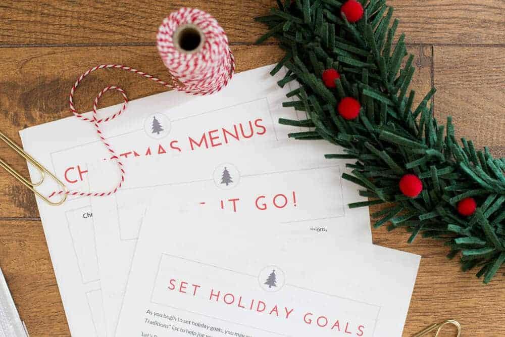 How I Organized My Entire Christmas-2