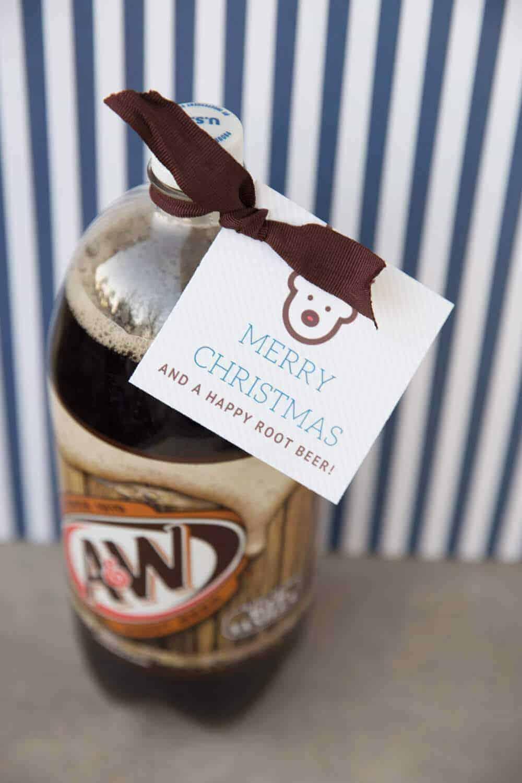 Cheap and Easy Christmas Neighbor Gift Idea-2