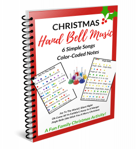Christmas Hand Bell Music Ebook from SoFestive