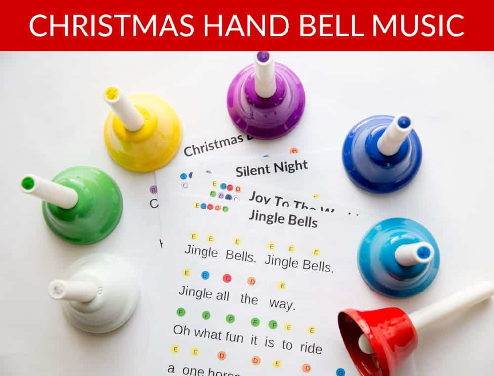 Christmas Hand Bell Songs Music 2021 Digital Download So Festive